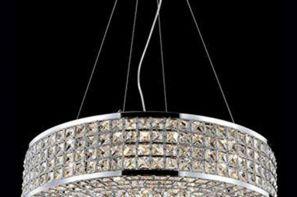 نهمین نمایشگاه لوستر و چراغ های تزیینی اهواز ۹۸