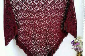 اشارپ دستباف زنانه