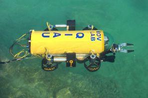 ربات زیردریایی هدایت شونده