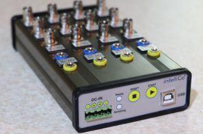 نمونه بردار 16 کاناله ۲۴ بیتی