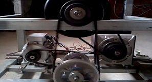 موتور حیات تولید برق