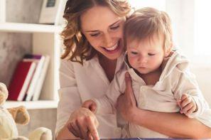آموزش کتابخوانی به فرزند