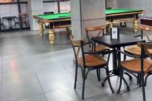 میز و صندلی های گروه نظری در نمایشگاه مجازی مبلمان