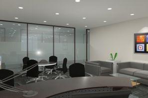 نمایی از مبل و میز و صندلی اداری در نمایشگاه مجازی مبلمان و تجهیزات اداری