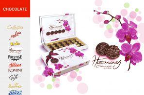 انواع شکلات هدیه