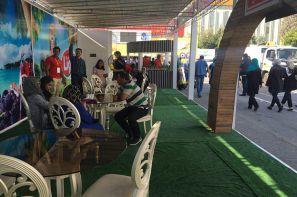 حضور شرکت شیرین عسل در نمایشگاه اگروفود و صنایع غذایی تهران