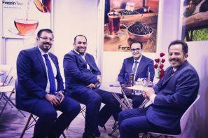 حضور شرکت فرزین چای در نمایشگاه مواد غذایی و صنایعوابسته ی آن