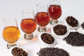 محصولات مختلف فرزین چای در نمایشگاه مجازی