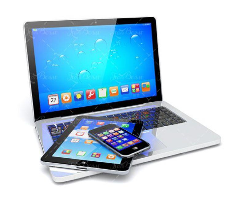 نمایشگاه موبایل و تبلت و لپ تاپ شیراز 98