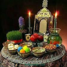 نمایشگاه سفره هفت سین، گل آرایی و تزیینات منزل شیراز 98