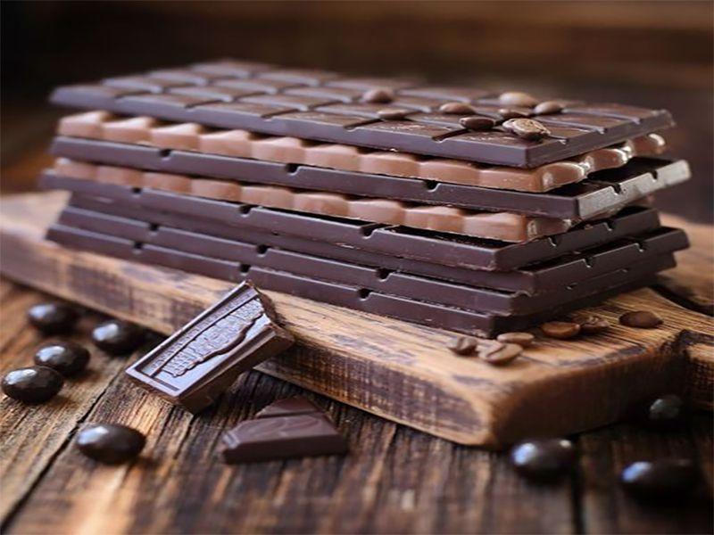 شکلات تخته ای چندتا شکلات دوریکا