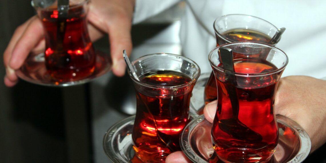 چای سیاه فرزین در نمایشگاه مجازی شرکت فرزین چای