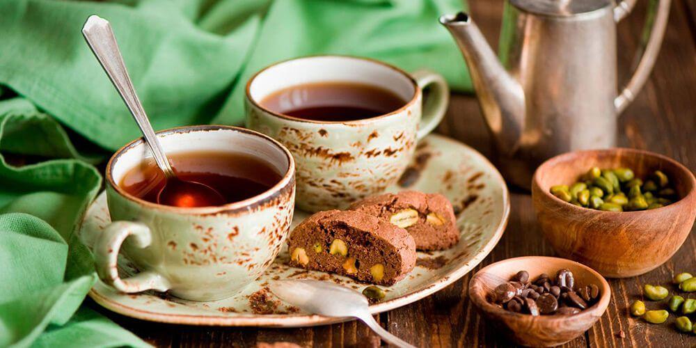 چای فرزین در نمایشگاه مجازی صنایع غذایی شرکت فرزین چای